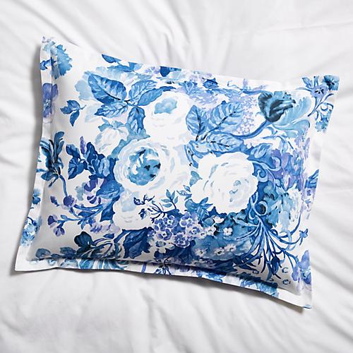 Lauren Sham, Blue/White