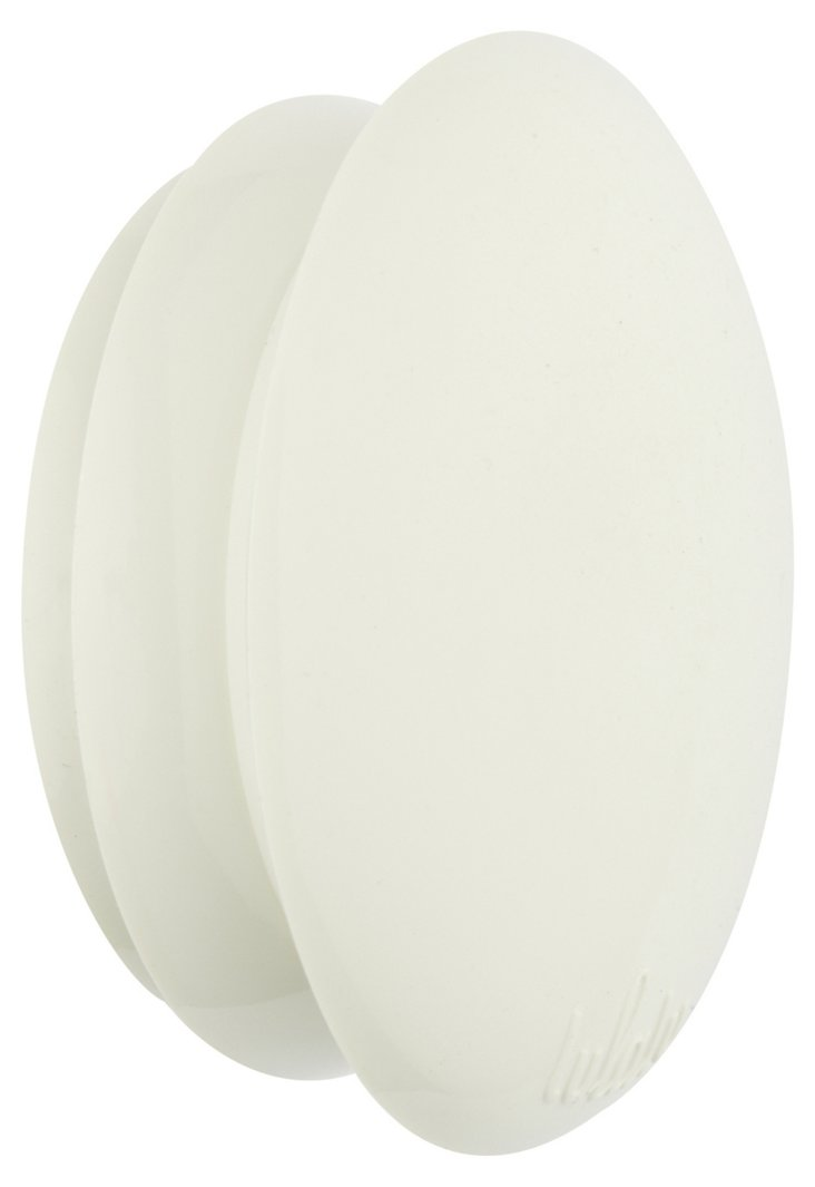 S/6 Clips, White