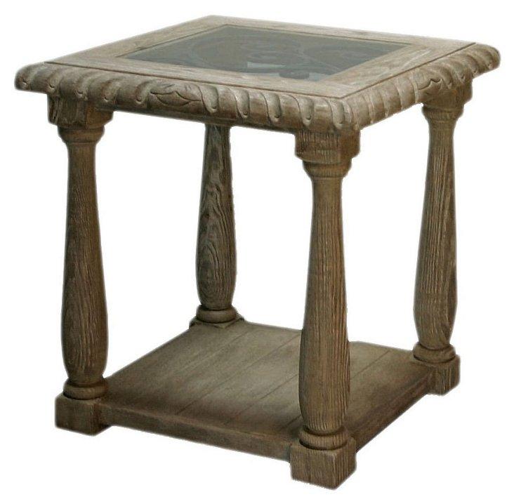 Leane End Table