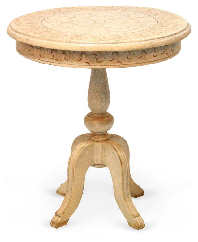 Sorrento Accent Table, Florian