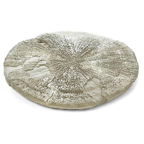 """4"""" Pyrite Sun, Gold"""