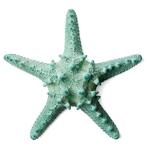 Knobby Starfish, Green
