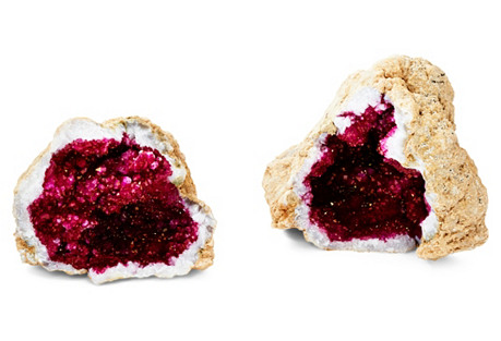 Glamour Geode, Pink