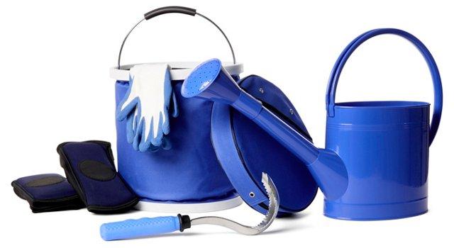 Gardener's Essentials Kit, Blue