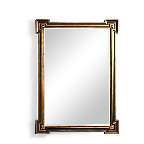Richards Oversize Wall Mirror, Gold