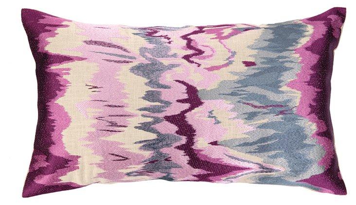 Jem 20x20 Cotton Pillow, Multi