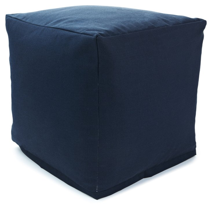 Outdoor Cube, Navy