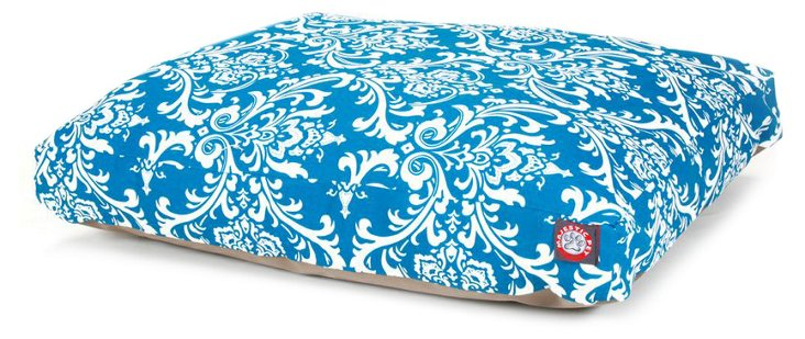 French Quarter Pet Bed, Ocean