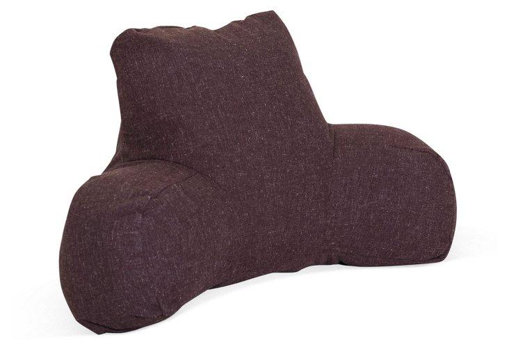 Graham Boyfriend Pillow, Chocolate