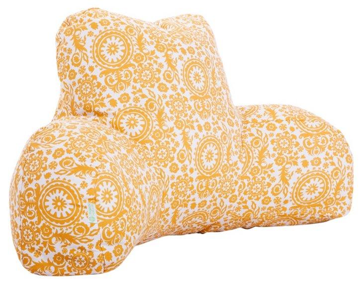 Orleans Boyfriend Pillow, Orange