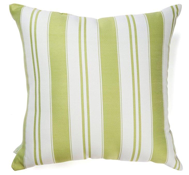 Havana 20x20 Outdoor Pillow, Green