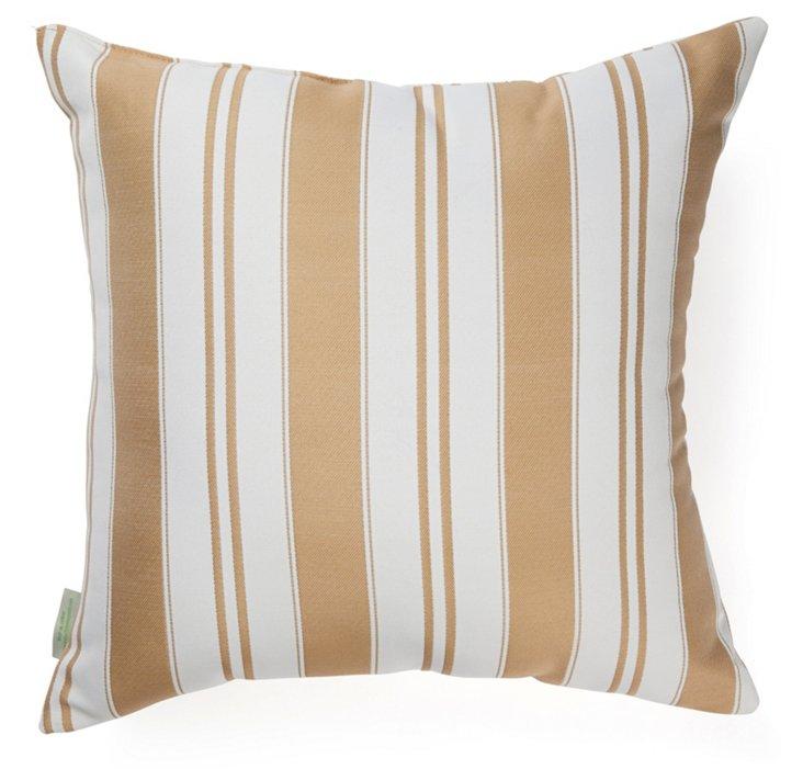 Havana 20x20 Outdoor Pillow, Sand