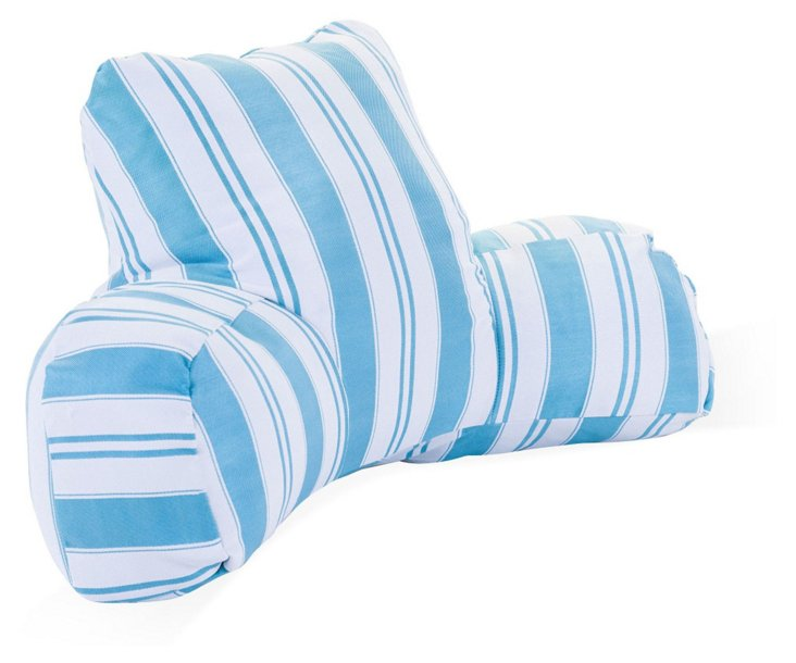 Havana Outdoor Boyfriend Pillow, Marine
