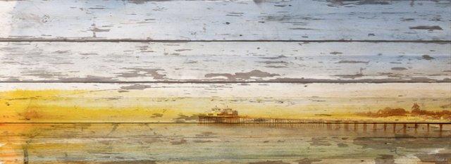 Malibu Pier (Reclaimed Wood)
