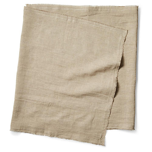 S/2 Olivier Table Runners, Bark