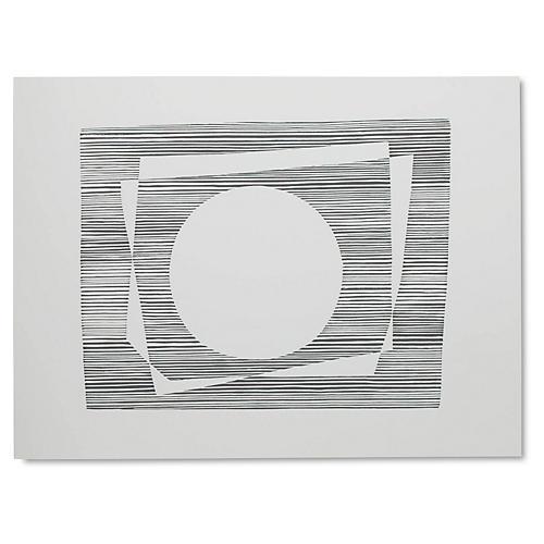 Josef Albers, Portfolio 1, Folder 7B