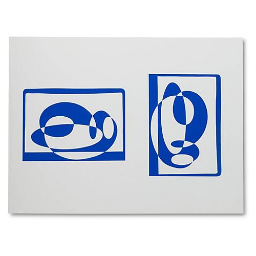 Portfolio 2, Folder 2B, Josef Albers