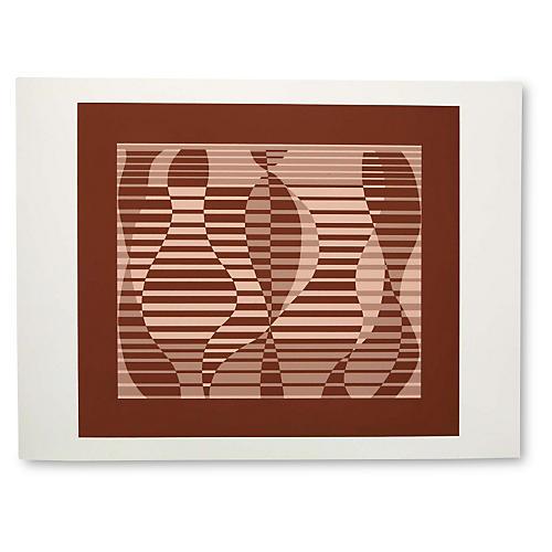 Portfolio 2, Folder 23B, Josef Albers