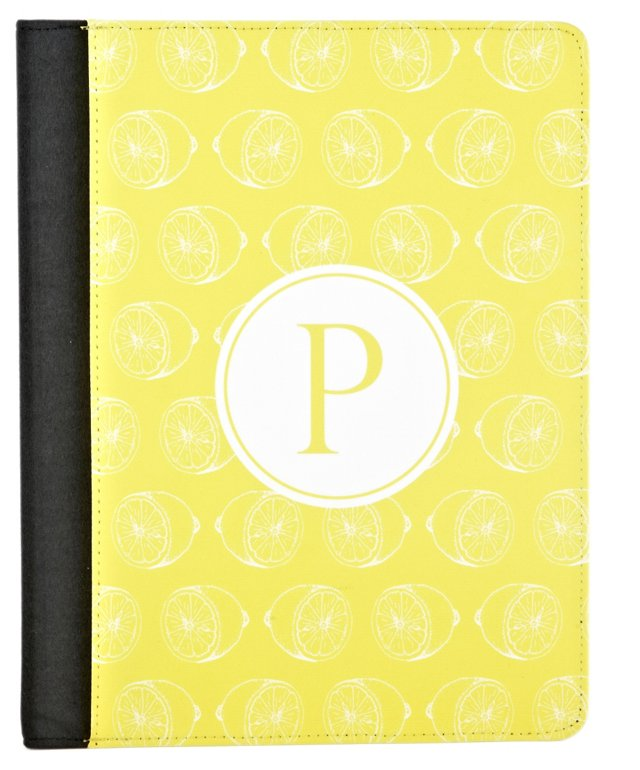 iPad Case, Yellow