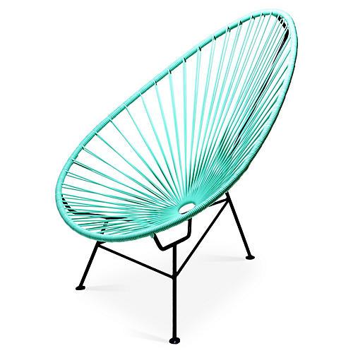 Acapulco Lounge Chair, Mint