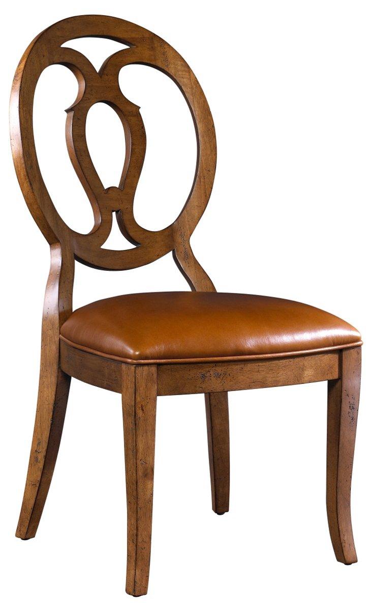 DNU,DiscAdela Side Chair