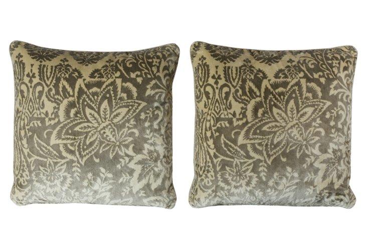 Berkeley Pillows, Pair