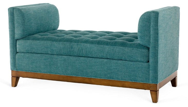 Roland Bench, Teal