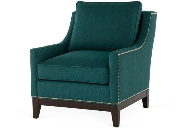 James Club Chair