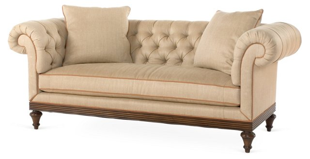Sedgwick Chesterfield Sofa