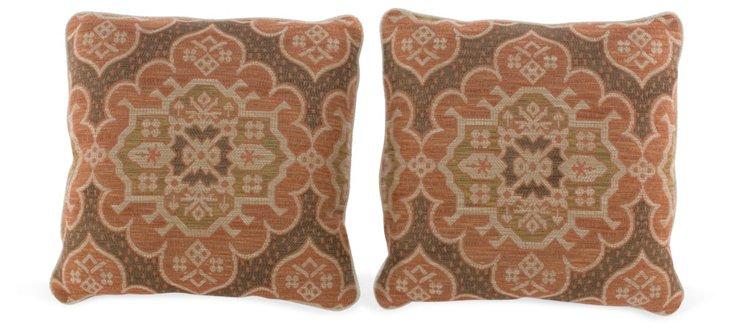 Sabine Throw Pillows, Pair