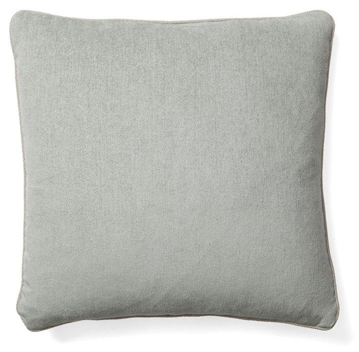 Renee 20x20 Linen-Cotton Pillow