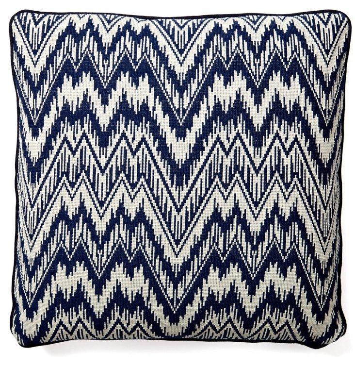 Melanie 20x20 Cotton Pillow