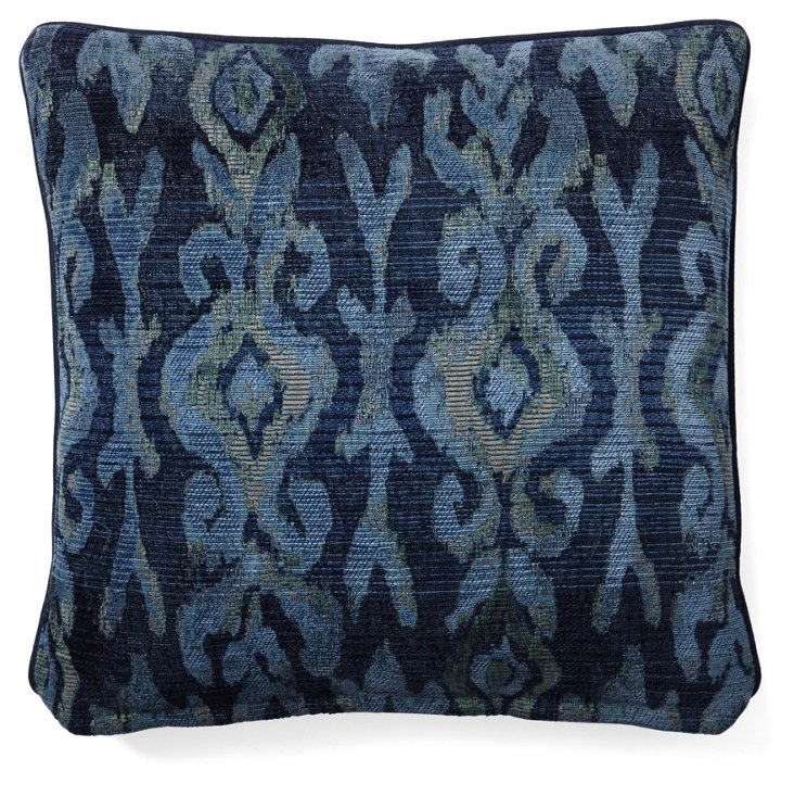Jasmine 20x20 Throw Pillows, Pair