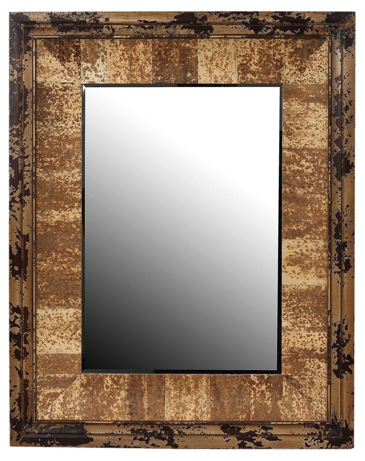 Marciana Wall Mirror, Natural
