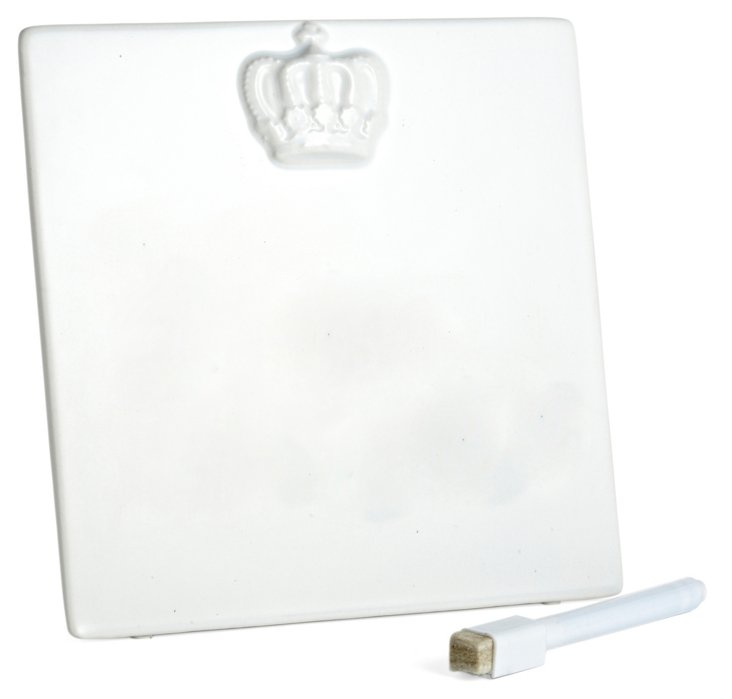 Crown Erasable Ceramic Message Board
