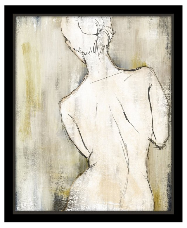Essence of Beauty Canvas II