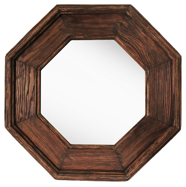 Carthay Accent Mirror, Natural