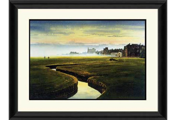 St Andrews, The Swilken Sunrise