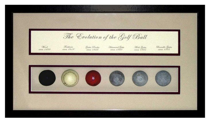 The Evolution of the Golf Ball I