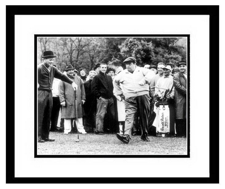 Arnold Palmer & Jackie Gleason Photo