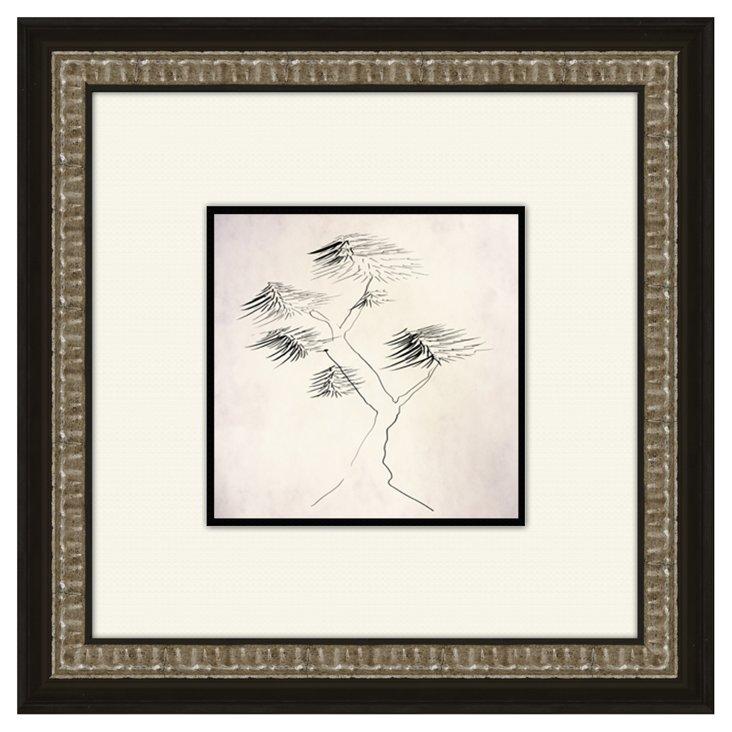 Bonsai Tree Print