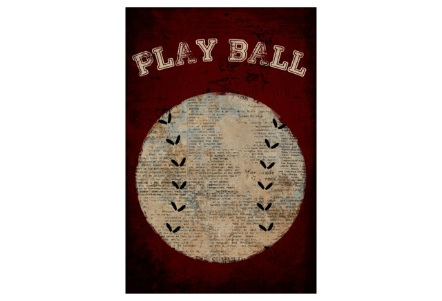 Play Ball I