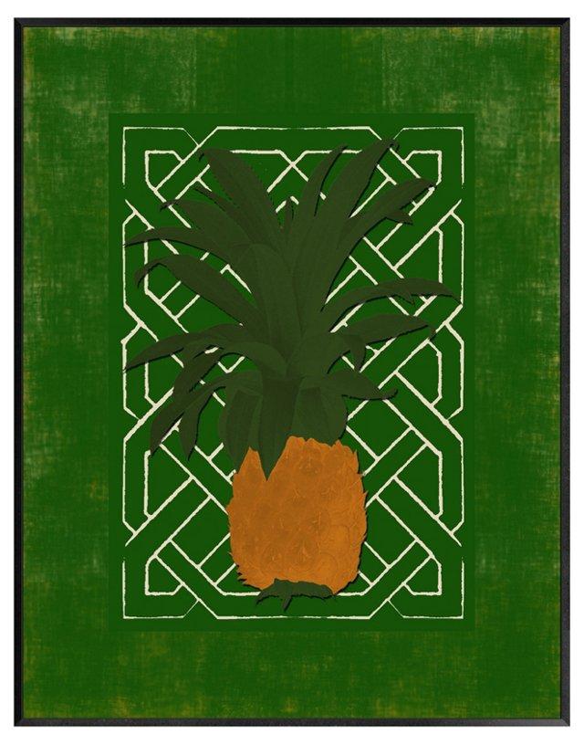 Pineapple Print II