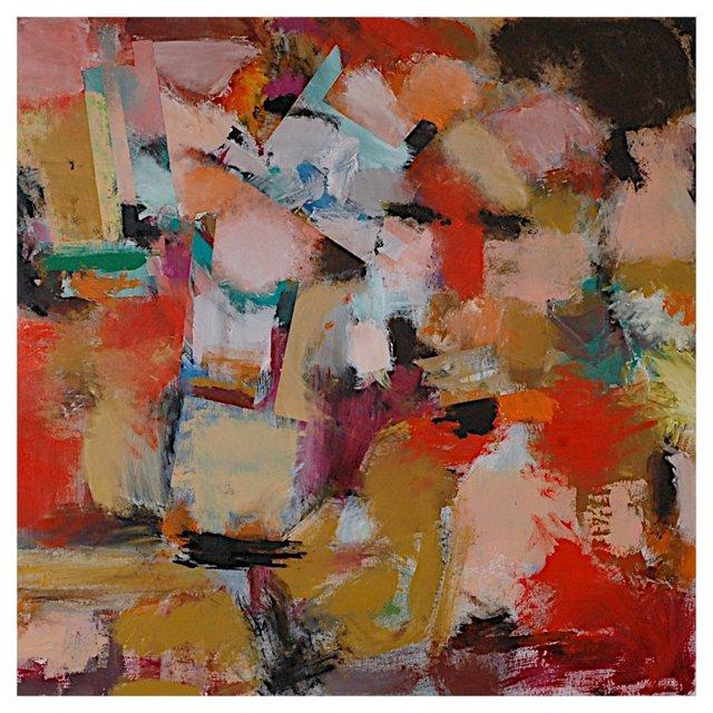 Alan Friedlander, Abstract Squares I