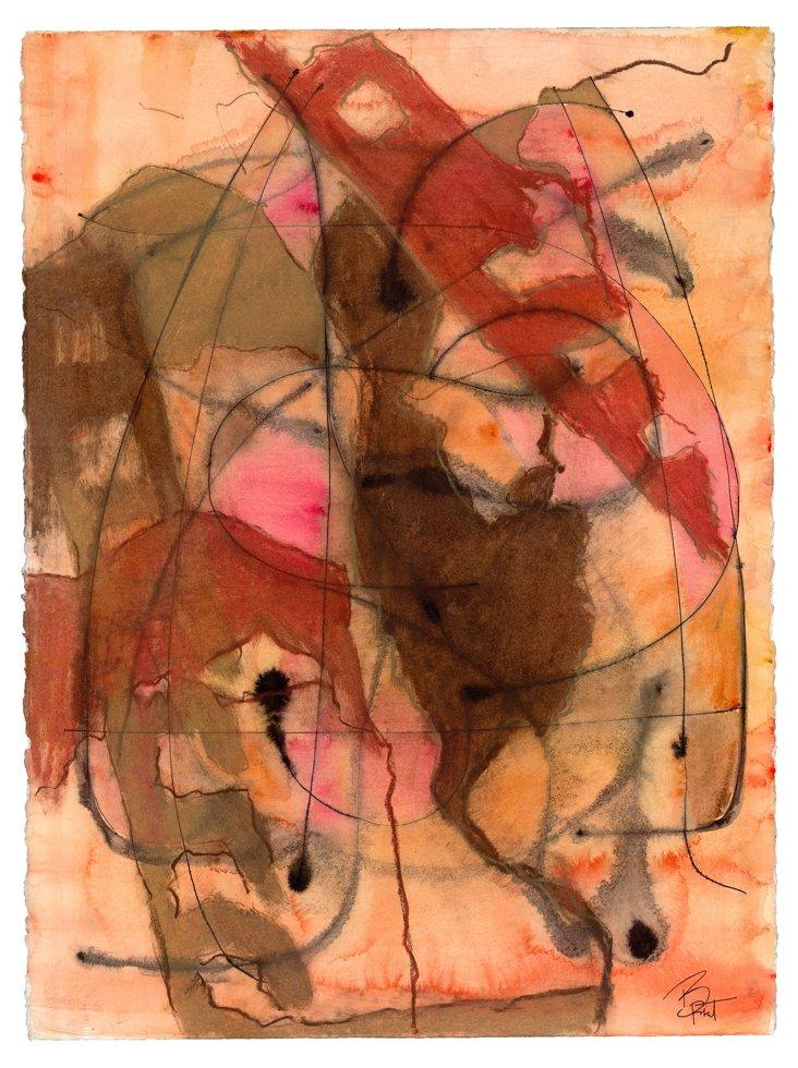 Bethany Roberts, Abstract Shapes