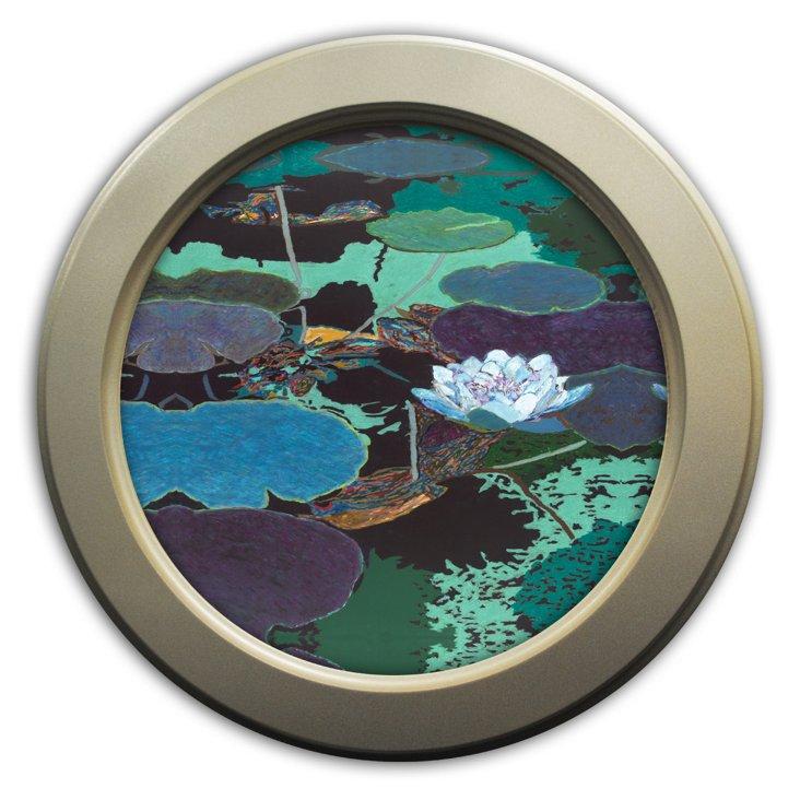 Friedlander, Blue Water lilies