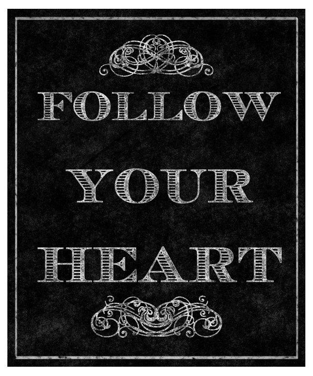 Follow Your Heart Vintage