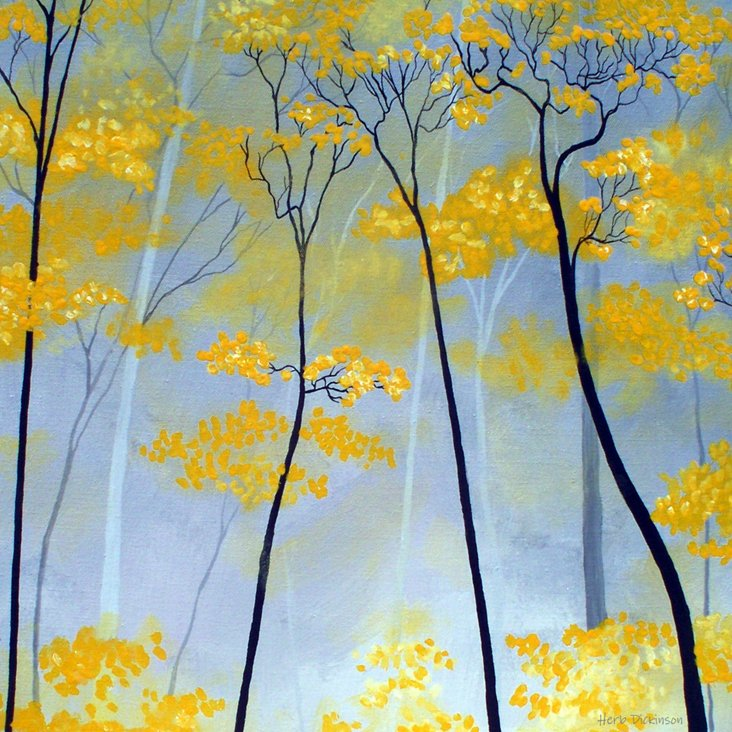 Herb Dickinson, Golden Trees