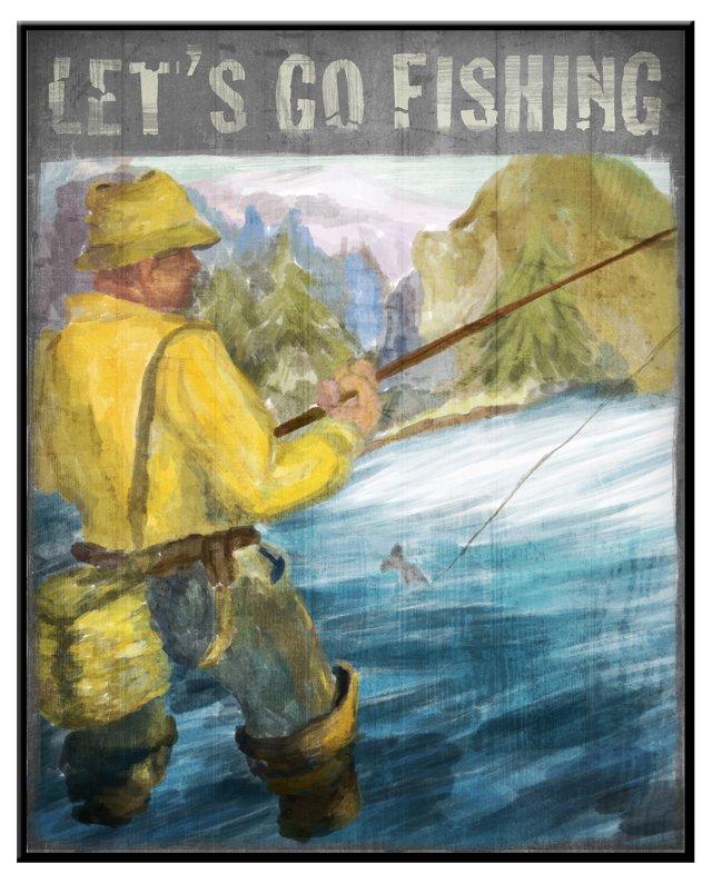 Let's Go Fishing II