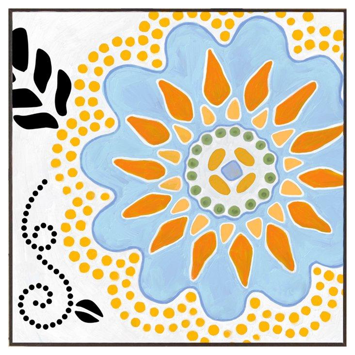 Florid Ornament I